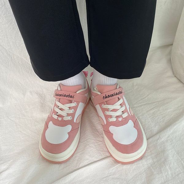 Cute style casual sneakers yv43188