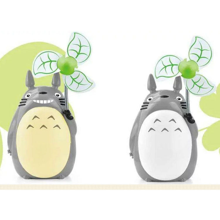 Totoro Night Light USB Charging Fan  YV1167