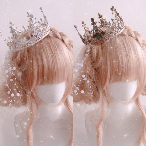 Fashion Palace Crown Hair Accessories yv43390