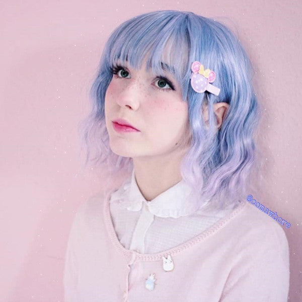 Review for Lolita gradient short wig YV40692