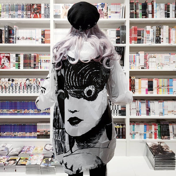 Review from Harajuku horror comics coat  YV2323