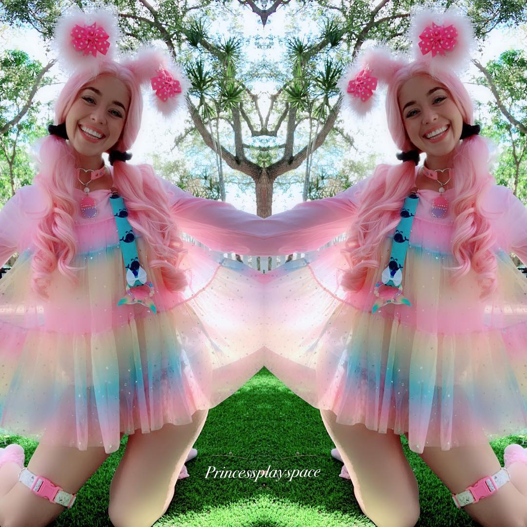 Review for Kawaii Rainbow Dress Yv40581