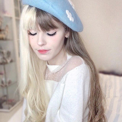 Cute cloud beret yv40612