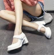 Fashion sweet high heels yv43233