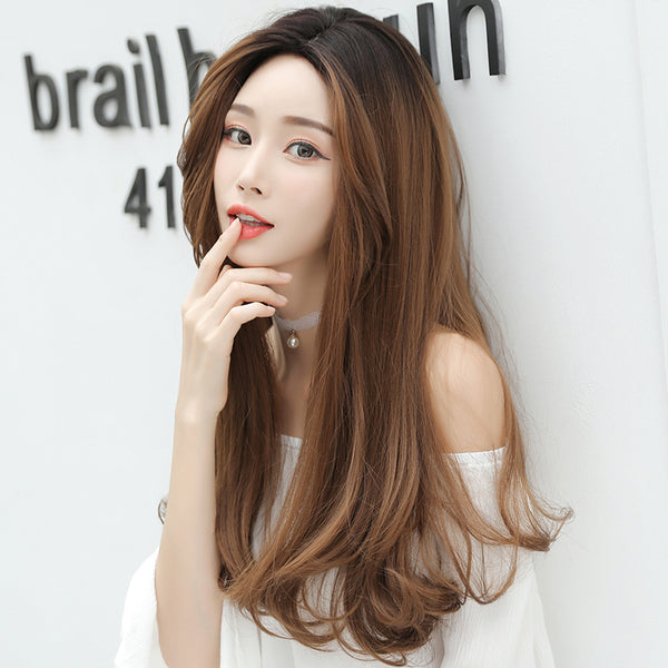 Fashion daily hair tail curly wig yv43313