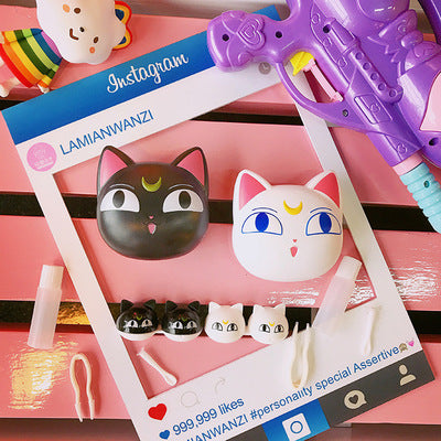 Cute cat care box set yv02