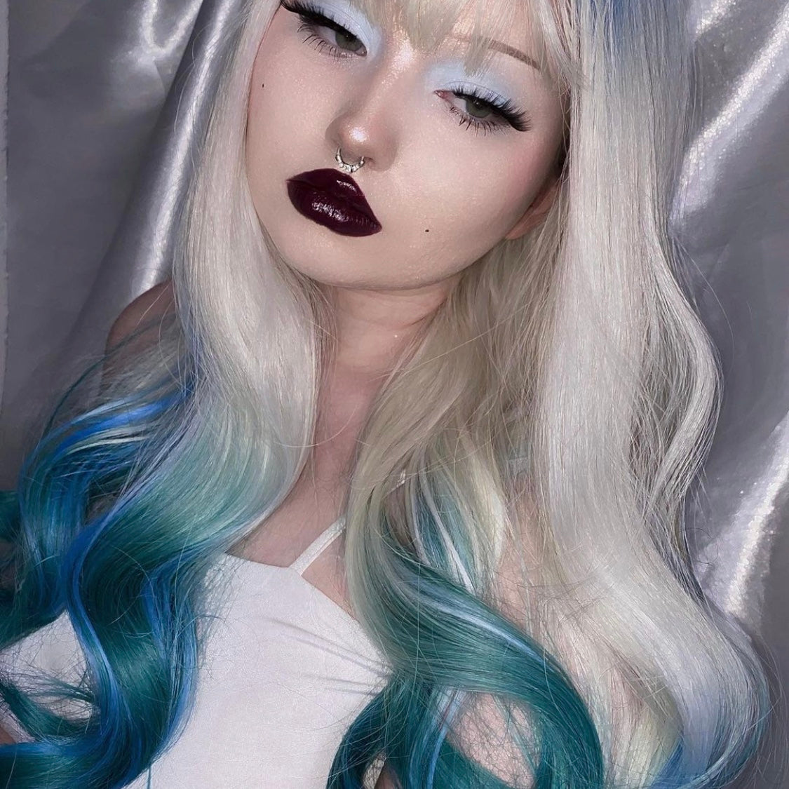 Review for lolita sweet gradient wig yv43301