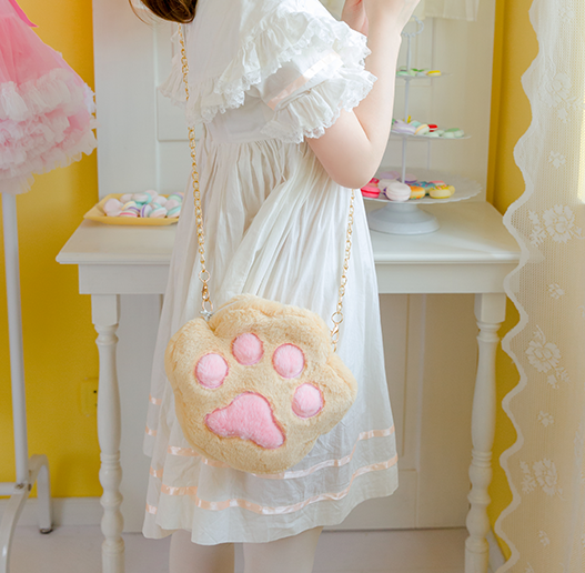 Kawaii cat's paw bag  YV17047