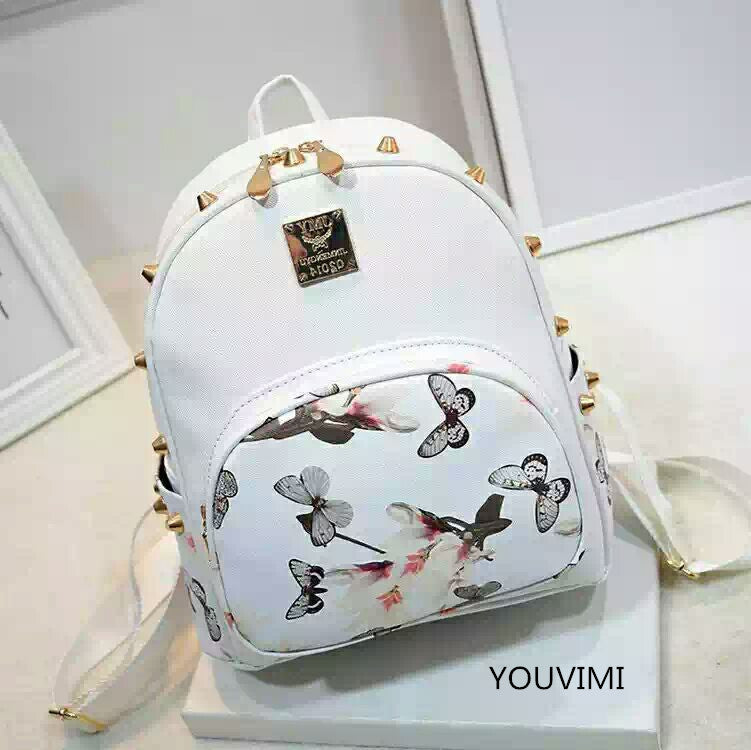d449fa05fb Cute little backpack printing YV511 ...