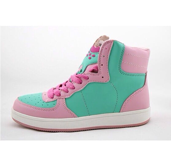 Harajuku Dinosaur sweet Sneakers Shoes YV2327