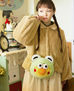cute girl  doll's shoulder bag + purse Two-piece set YV8079