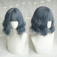 Lolita cos mixed color wig yv40544