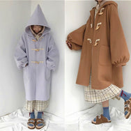 Devil woolen coat YV41002