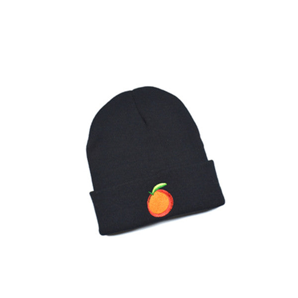 Chic Orange Hat YV40889