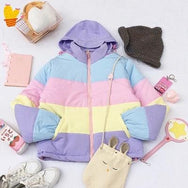 Cute warm jacket YV40887