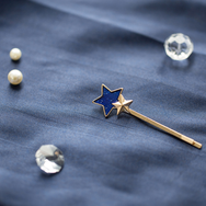 Starry sky cat hair clip YV41064