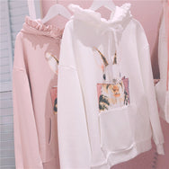 Cute bunny sweater yv42465
