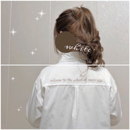 Chic embroidered shirt YV42957