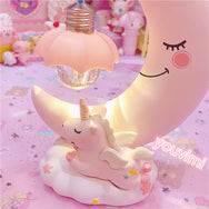Dream Moon Cloud Unicorn Night Light YV46029