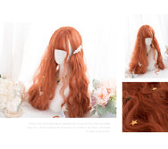 Lolita long roll wig YV41092