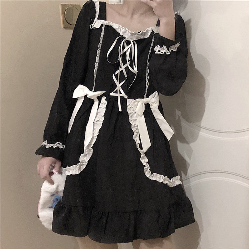 Bow tie dress YV43649