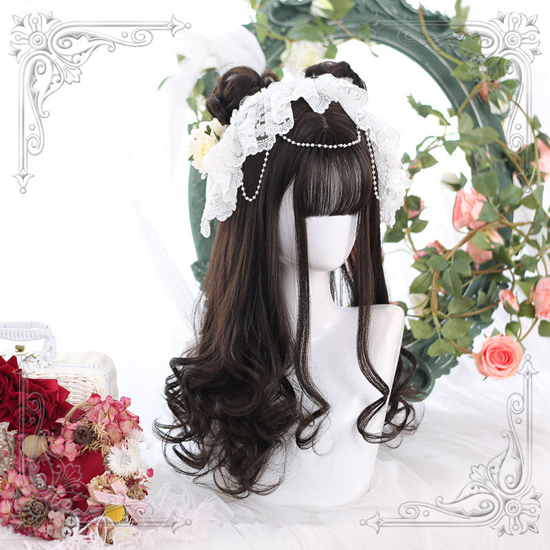 Lolita Long Curly Wig yv42719