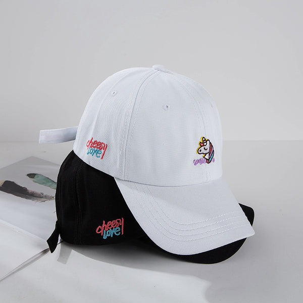 Cartoon embroidered cap YV42968