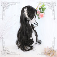 Lolita long roll wig YV41022