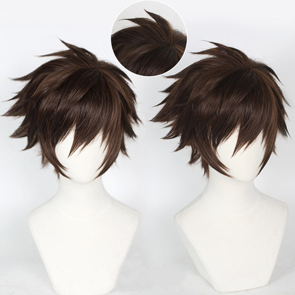 5v5 Arena Game cosplay short wig YV43657