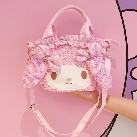 Cute Melody Hello Kitty Shoulder Bag YV43734