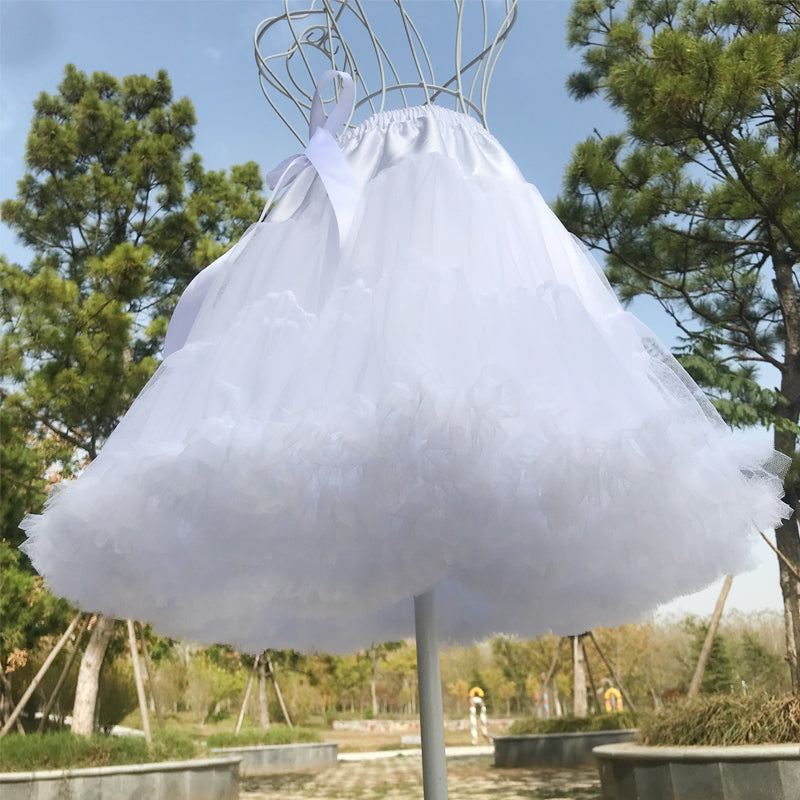 lolita daily costume cloud puff skirt yv43402