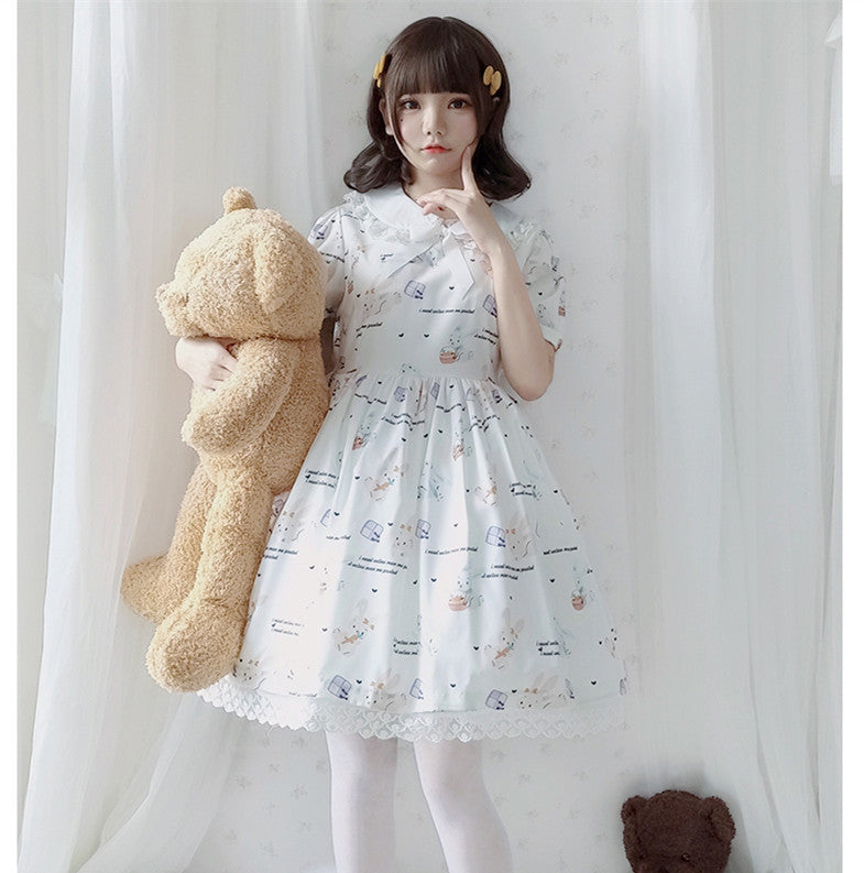 Cute Lolita dress YV42971