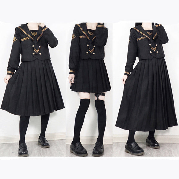 Orthodox JK uniform sailor suit yv42574