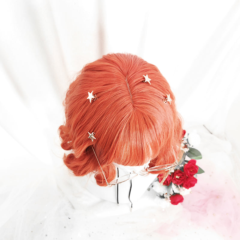 Lolita Tea Party Halloween Hot Curly Wig YV42400