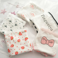 Cute cartoon 5-piece set underwear YV43436
