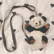 Cute panda messenger bag YV41041