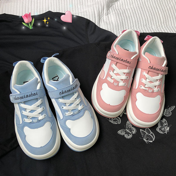 Japanese cute casual shoes yv43441