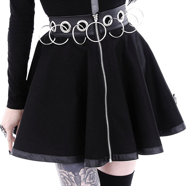 Punk ring skirt YV41048
