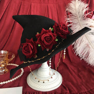Lolita Rose Witch Hat YV43641