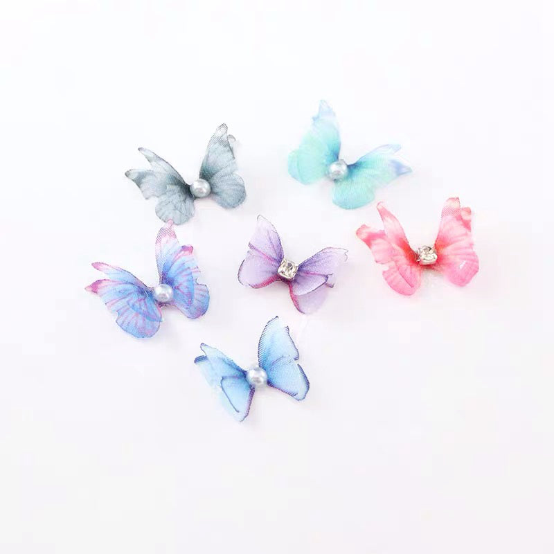 youvimi butterfly face sticker YV30055
