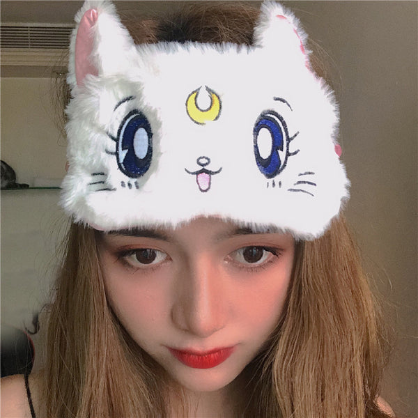 Sailor Moon Cat Eye Mask YV43544