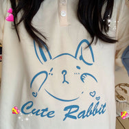 Cute rabbit sweater yv42605