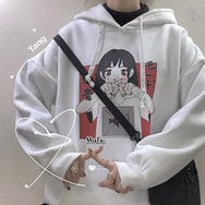 Japanese cartoon mute sweater YV40849