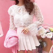 Sweet lace top YV40903