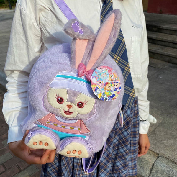 Cute Star Delu Rabbit Backpack YV43543