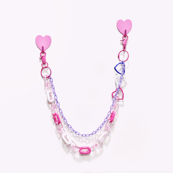 Cute love waist chain YV43622