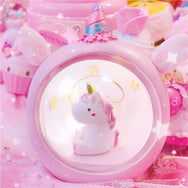 Pink Unicorn Night Light YV40893