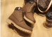Couples ugg boots with velvet Martin boots YV261