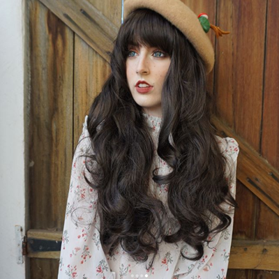 Review for hand-made wool beret yv3321
