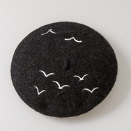 Cute Swallow Flying Beret Hat YV40077